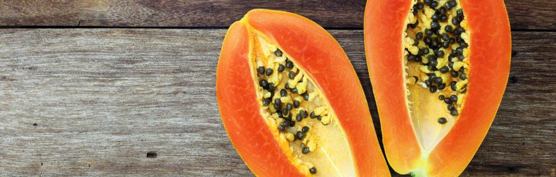 La papaya y sus semillas aportan beneficios maravillosos a la salud
