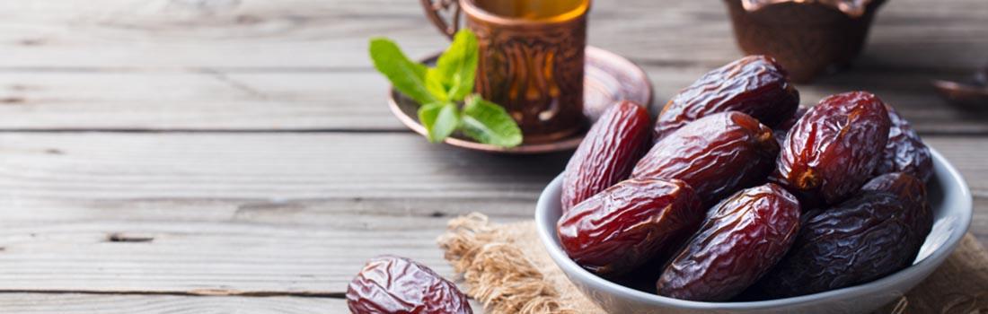 Dátil Medjool, un endulzante natural, saludable y delicioso