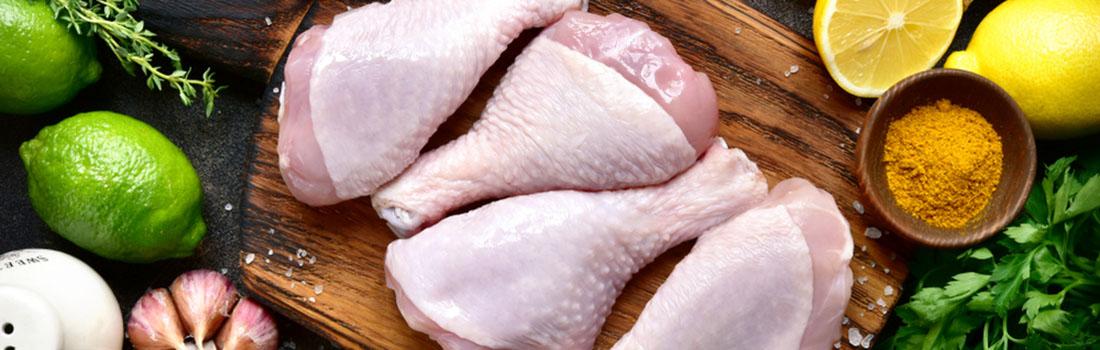 Carne de pollo ¿Cómo evitamos la contaminación?