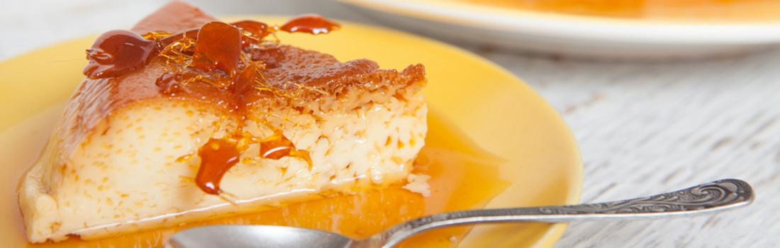 Receta de leche asada, delicia dulce de marca chilena