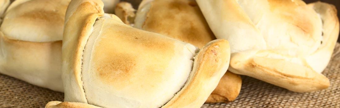 Empanadas de horno y fritas para preparar este 18 de septiembre