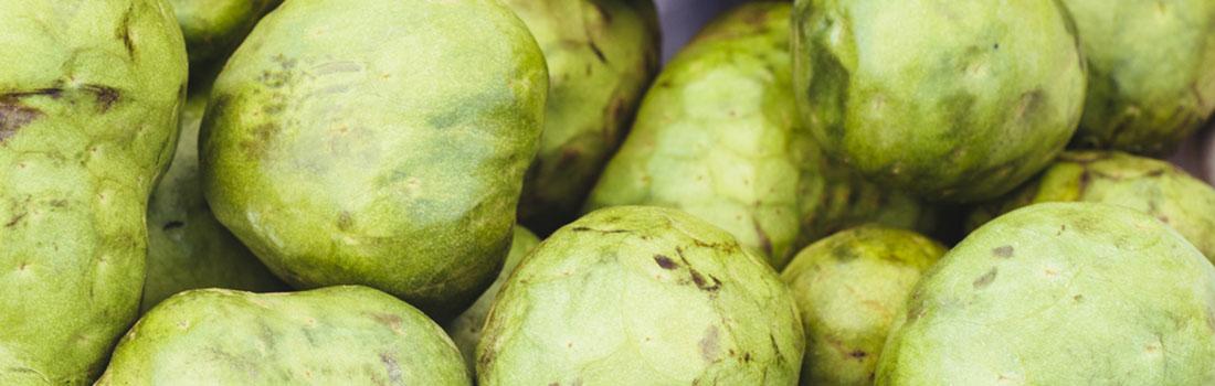 La chirimoya y sus 5 deliciosas formas de comerla!