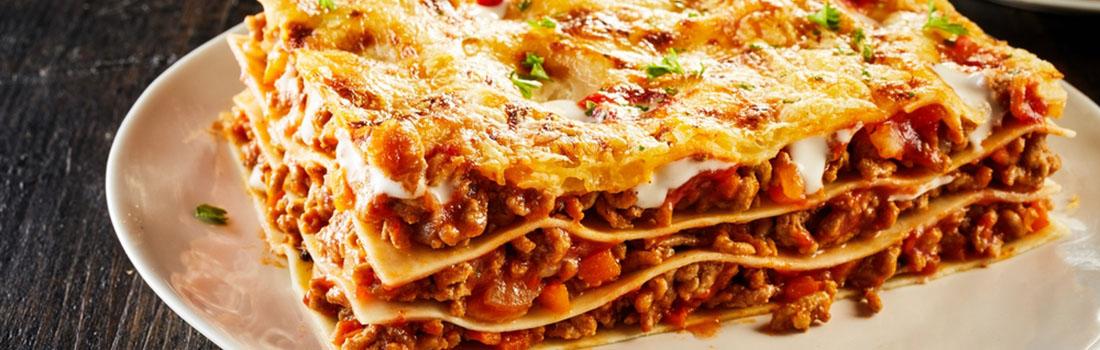 La lasaña es el plato del año según The Wall Street Journal